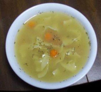 Sopa de Pollo y Apio -Venezuelatuya