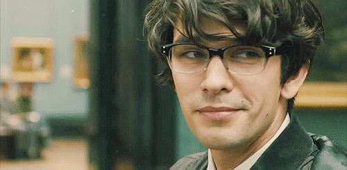 i know this is not related to the cumberbitches and hiddlestoner but i couldn't help posting this dashing heartthrob ><- --- 20 Ways Ben Whishaw Will Melt Your Heart