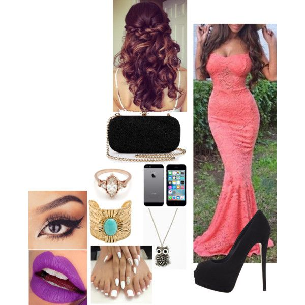 Going to a Wedding ❤️ by danaayoub24 on Polyvore featuring polyvore, ファッション, style, Giuseppe Zanotti, BEA, Fiebiger and Retrò