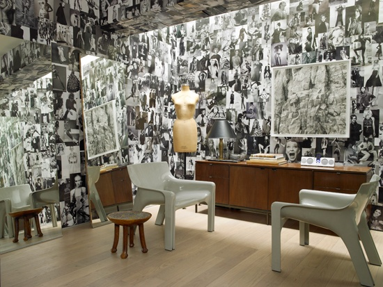 Wooden wallpaper for the walls: photo, montage. Wall decoration with wooden wallpaper