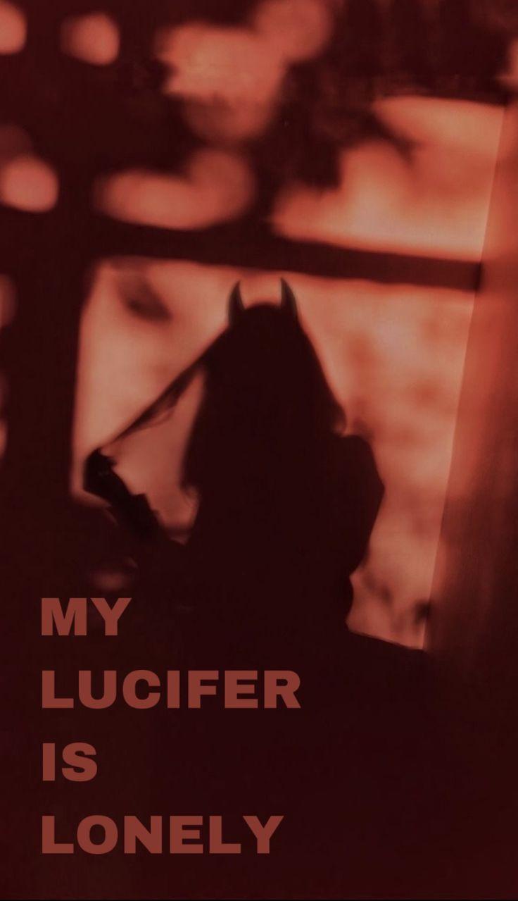 Billie eilish Lyrics All the good girl go to hell My lucifer is lonely