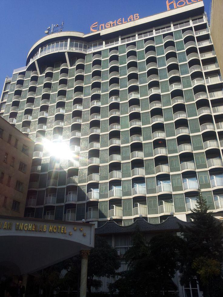 Our Hotel In Tehran Enghelab