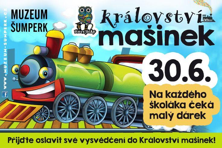 Království mašinek - Muzeum Šumperk