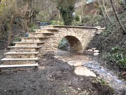 Image result for how to build a dry stone wall