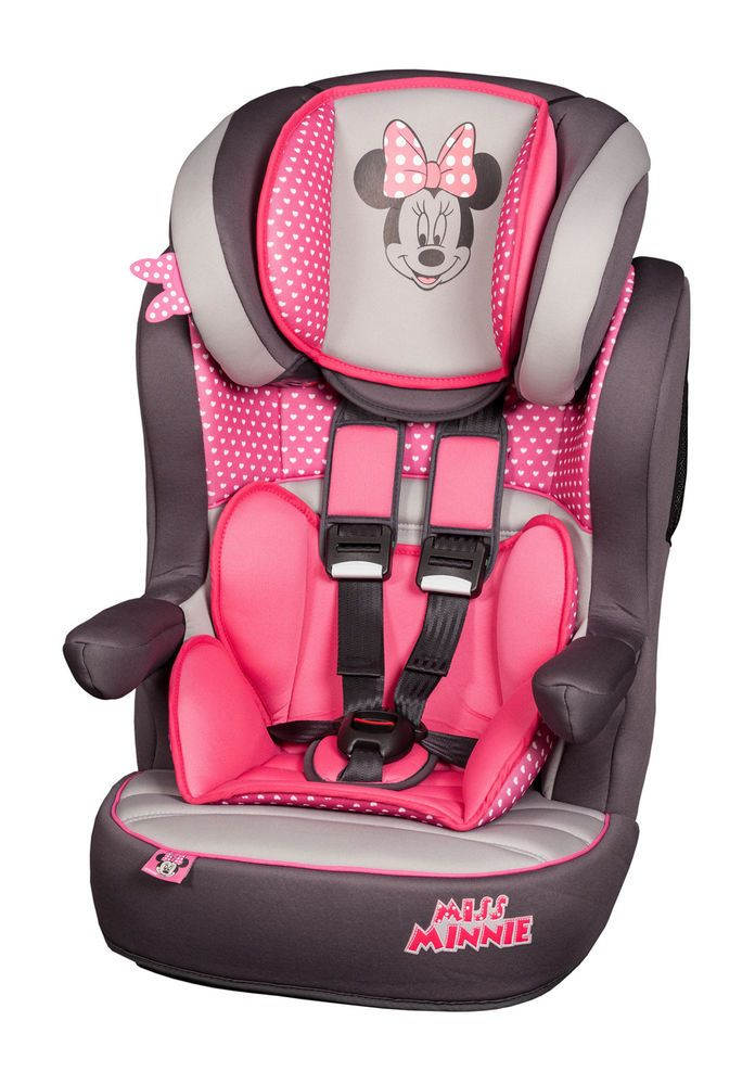 disney minnie mouse pink i max imax sp 1 10yr baby child car seat booster paisley jo lynn. Black Bedroom Furniture Sets. Home Design Ideas