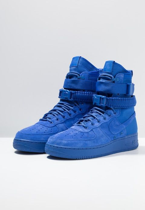1b556071de Nike Sportswear SF AF1 - High-top trainers - game royal - Zalando.co