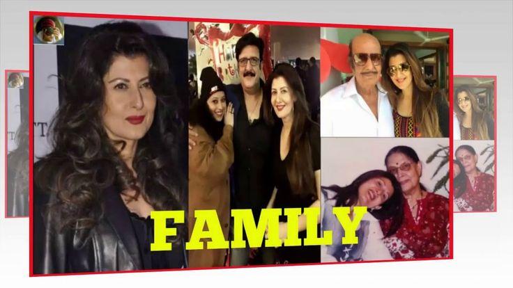 Sangeeta Bijlani with Family and Ex-Boyfriend