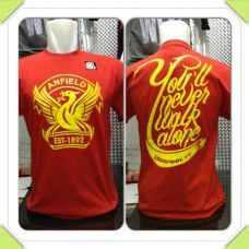 Combed 5 Liverpool  Rp 55,000