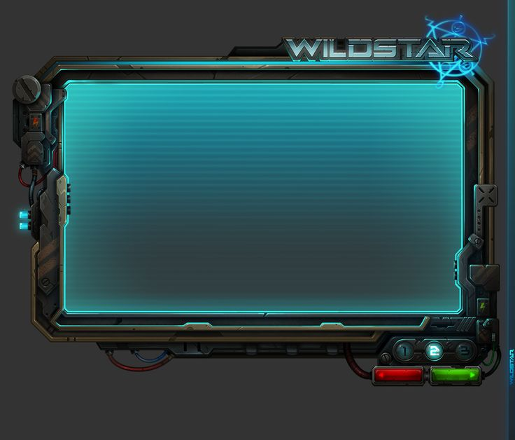 More Wildstar UI
