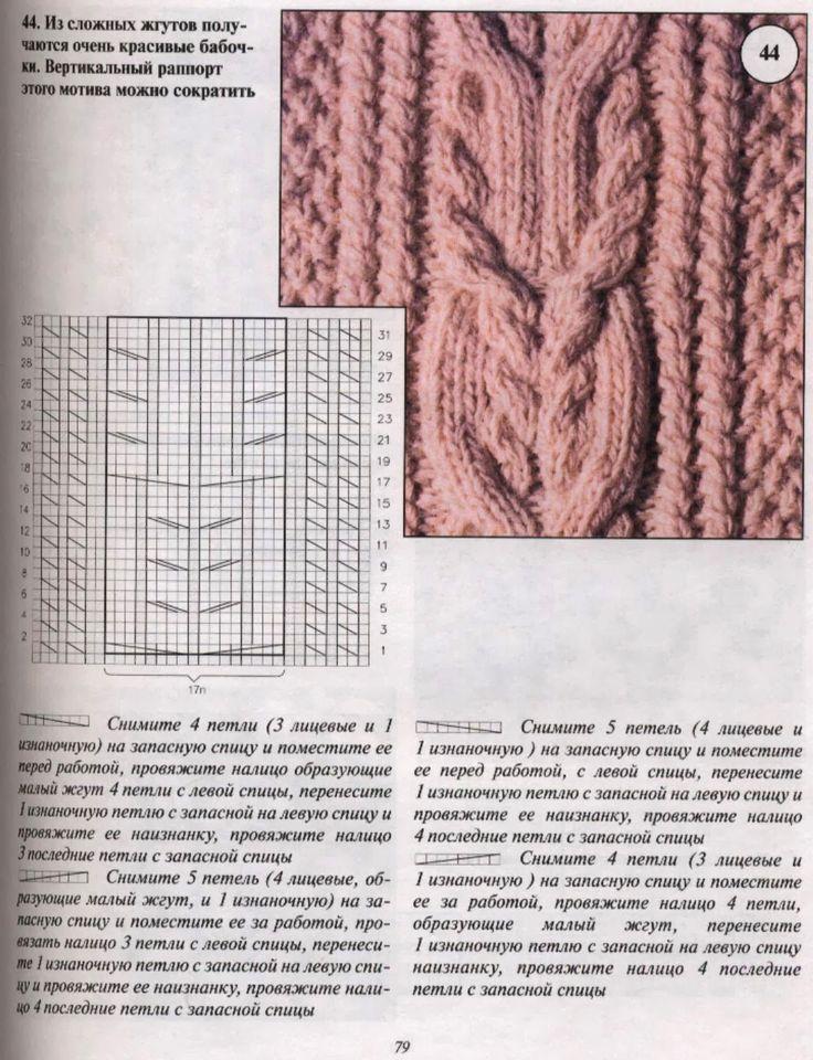 Tricô com gráficos | artemania