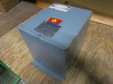 Square D 10 kVA 240/480 - 120/240 10S1F Single Phase Transformer 12551-12625-010. See more pictures details at http://ift.tt/1QsBTGw