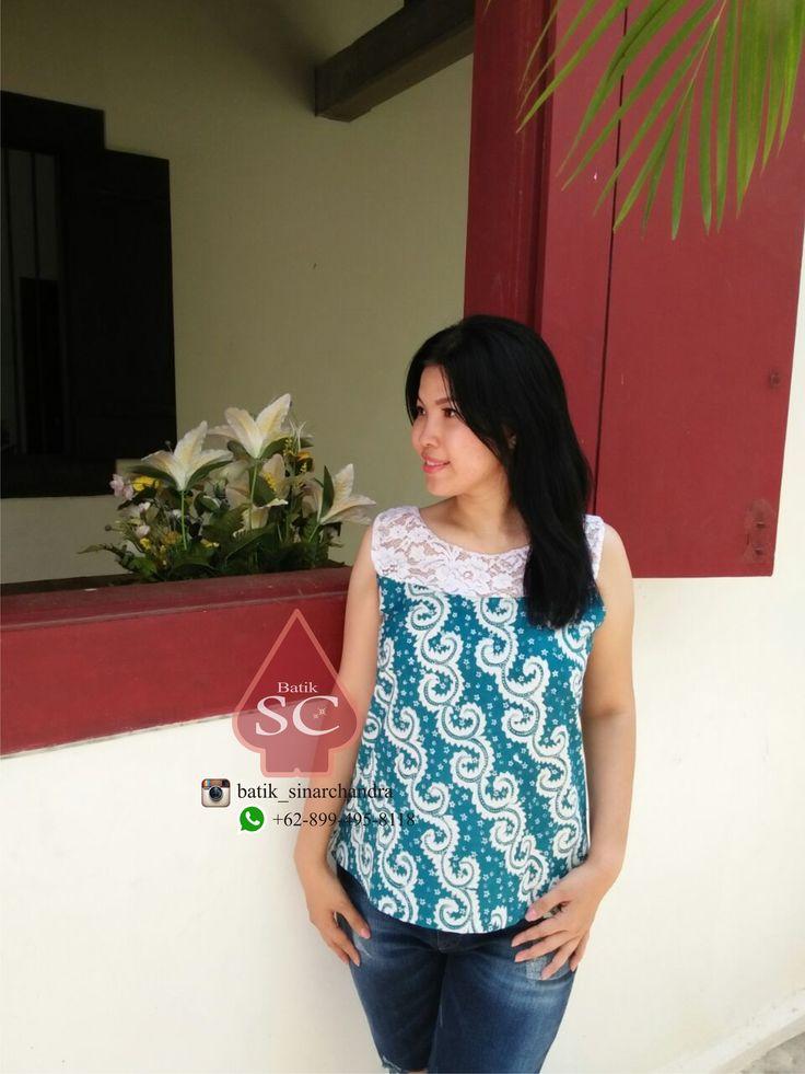 12 best Batik Sinar Chandra images on Pinterest  Surabaya Batik