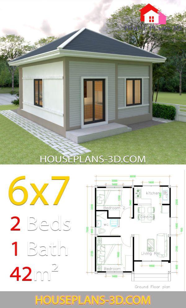 Rumah Kampung Minimalis : rumah, kampung, minimalis, Pelan, Rumah, Bilik