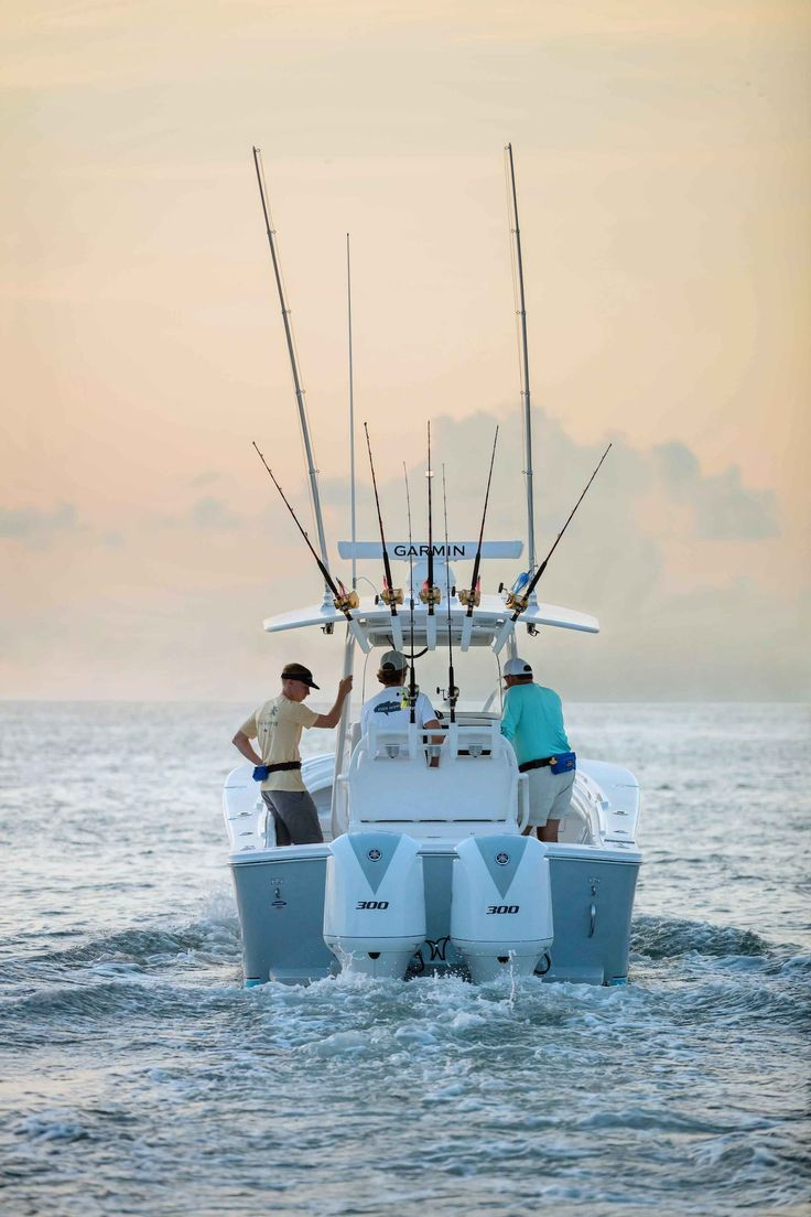 875 best fishing boats images on pinterest yachts for Deep sea fishing boat