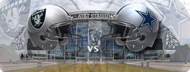2013-2014 Dallas Cowboys schedule, Dallas Cowboys, Dallas Cowboys Postgame Show, Dallas Cowboys Radio Network, Dallas Cowboys vs. Oakland Ra...