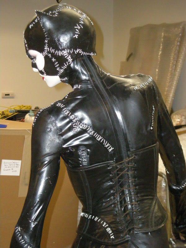 catwoman batman returns style enquiry costume ideas pinterest. Black Bedroom Furniture Sets. Home Design Ideas