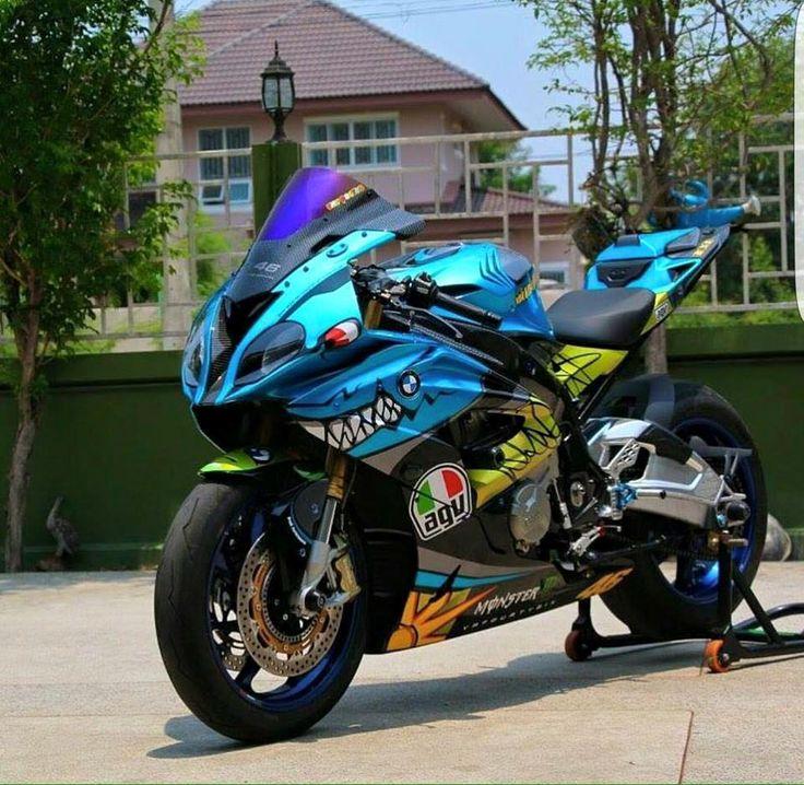 bmw s1000rr blue shark super bike pinterest blue. Black Bedroom Furniture Sets. Home Design Ideas