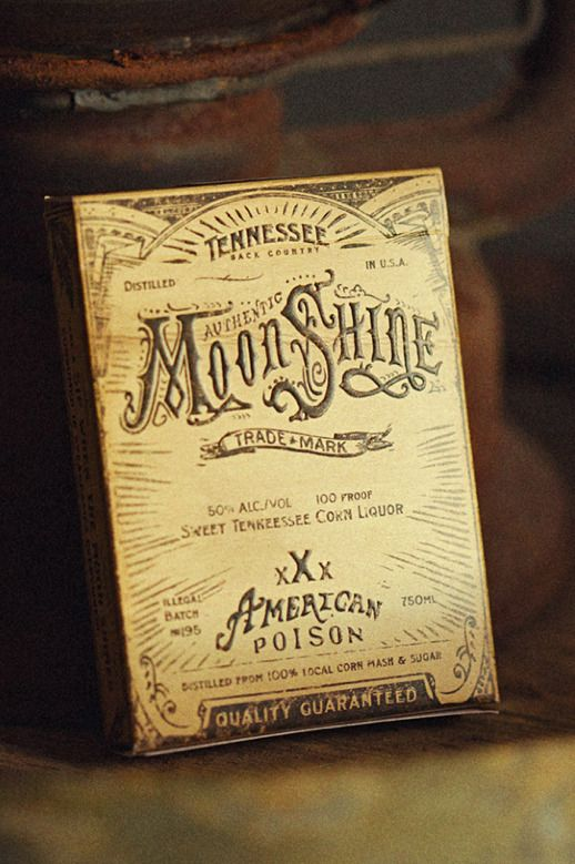 Prohibition Collection - Playing Cards