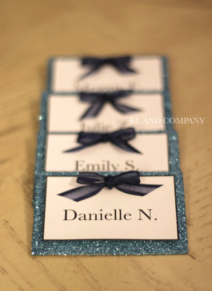Cerulean Blue Name Tags for Sorority Recruitment, Birthdays, Reunions, Weddings and other Special Events by RLandCompany on Etsy https://www.etsy.com/listing/244379595/cerulean-blue-name-tags-for-sorority