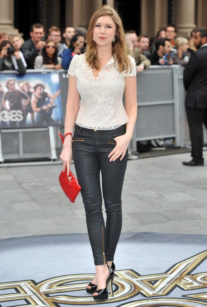 hayley westenra uk premiere rock of ages 01 Hayley Westenra 2014