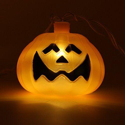 hoople halloween pumpkin decorations pumpkin lights string lantern pumpkin lights party decoration jackolantern pumpkin light outdoor - Halloween Pumpkin Lights