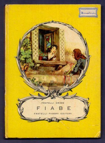 FIABE-DI-GRIMM-Illustrazioni-di-Nardini-F-LLI-FABBRI-EDITORI-ITALIA-50-039-s