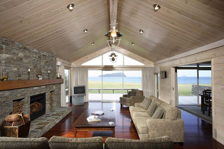 Rustic design in a home designed and built by Lockwood