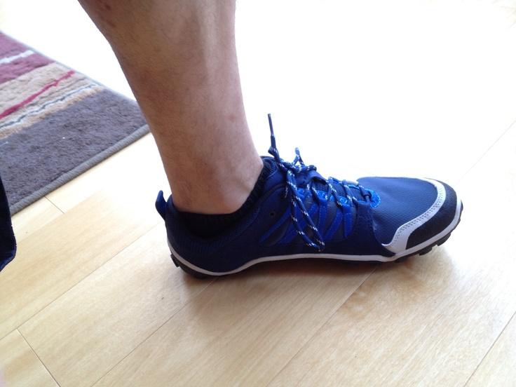 Sockwa Blue Shoes