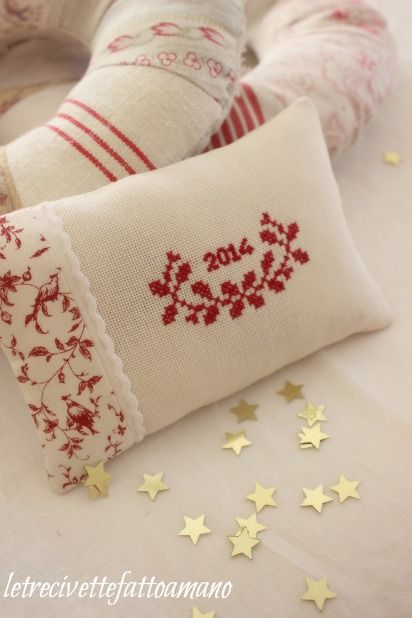Happy new Year! Http://www.letrecivettefattoamano.com