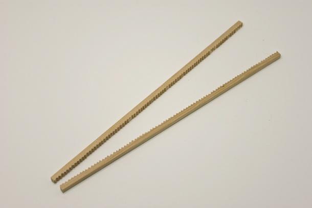 Chopstick for carpenter.