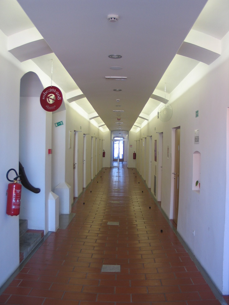 1st floor hall - the cells' hall