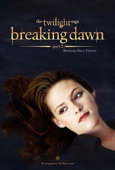 Bella Swan (Kristen Stewart) 'Breaking Dawn part 2'
