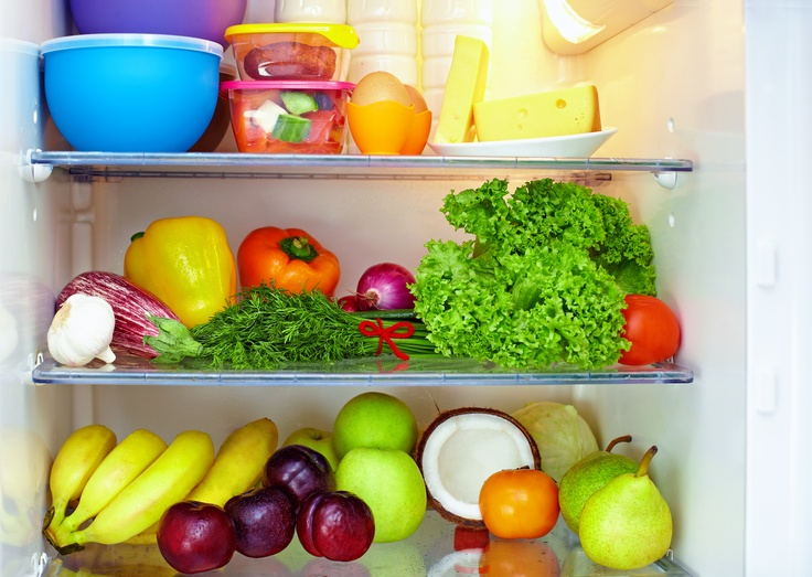 How to store Fresh Produce: not only does proper storage save you the mess, it saves money. #cleaneating #healthyideas