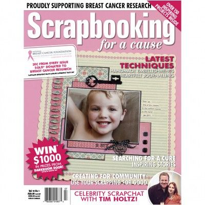 Australian Scrapbooking Memories – Volume15 No.1 ($1.95). Find out more at: http://www.patchworkandcraft.com.au/digital-magazines/australian-scrapbooking-memories-volume15-no-1.html