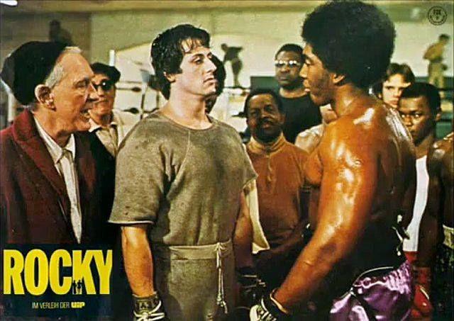 Sylvester Stallone Rocky Film Rocky Balboa Rocky Series
