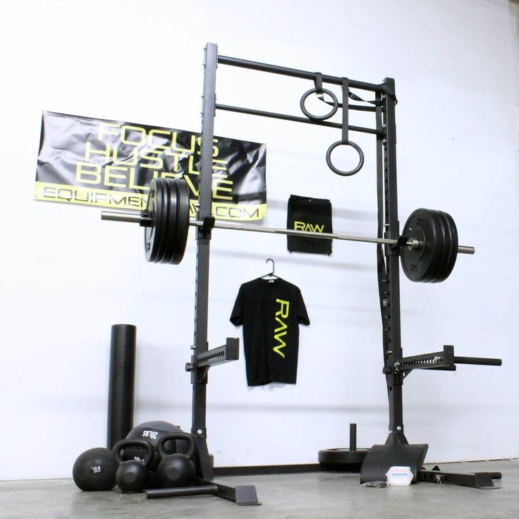 Equipment raw one home gym package http