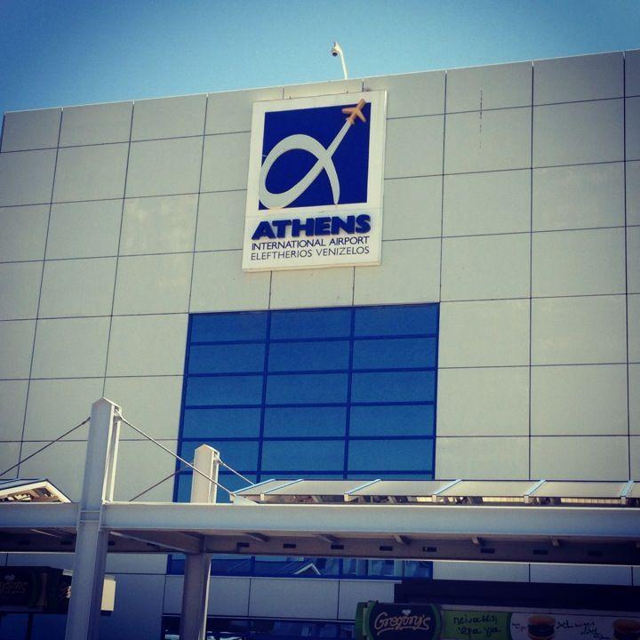 Athens International Airport Eleftherios Venizelos (ATH) Διεθνής Αερολιμένας Αθηνών Ελευθέριος Βενιζέλος στην πόλη Σπάτα, Αττική