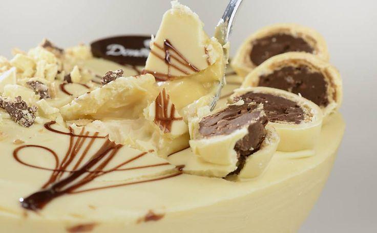Guia Folha - Guloseimas - Ovos de Páscoa com recheio de bem-casado, Sensação e torta holandesa para comer com colher - 21/03/2014