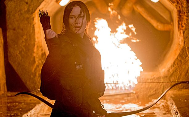 'The Hunger Games: Mockingjay—Part 2': EW review | EW.com