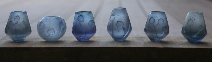 new studio glass - Caroline McGuigan
