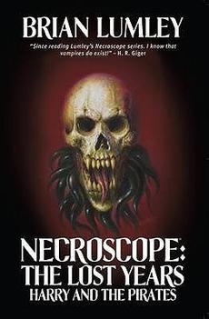 Necroscope: the Lost Years by Brian Lumley