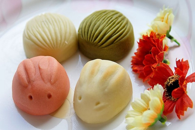 Taiwan's Ten Ren Tea Moon Cakes 天仁茶月饼 [喫茶趣]
