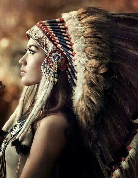 ➳ ➳ ➳I wore a headdress which is a big no no in my world. Only men wear headdresses......