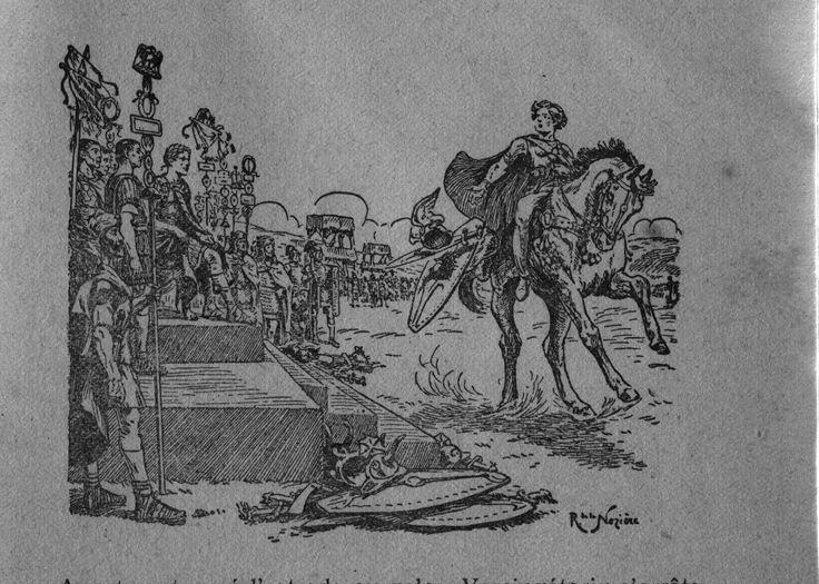 La Bataille d'ALÉSIA ( le sacrifice). L'histoire détaillée de la bataille d'Alésia qui eut lieu en 52 avant Jésust-Christ en Côte d'Or.