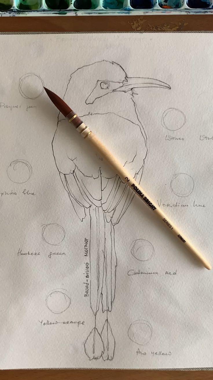 7 Stucke Premium Qualitat Miniatur Hookline Stift Feine Aquarell