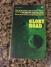 Glory Road-Robert A Heinlein-First Avon Paperback Edition/1st Printing 1963