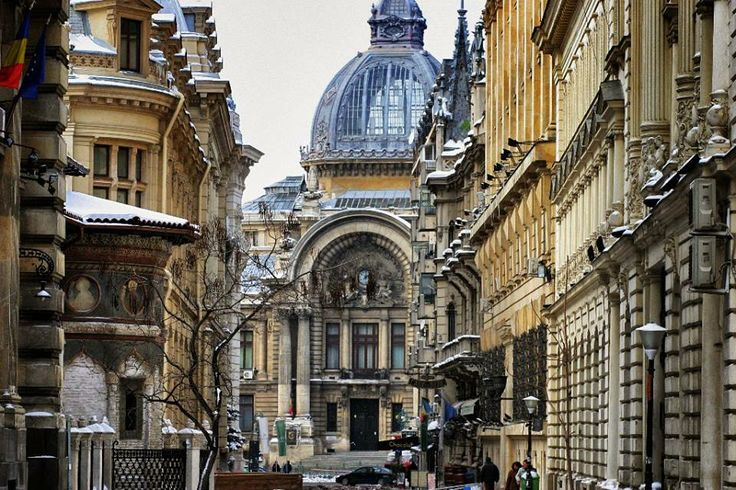 Housing both a museum and bank headquarters, the C.E.C. Palace offers an excellent glimpse of the architectural style of the early 20th century. Stay at #RadissonBlu Hotel #Bucharest for unparalleled access to architectural and historic treats on Calea Victoriei! #DiscoverBucharest
