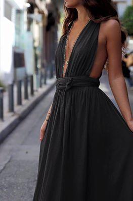 MEDUSA maxi dress. ⬛️⬛️ #karavan #karavanclothing #karavangirl #mermaidsandrascals #medusa #maxidress #love #ss16 #summer16 #summer #greekdesigners