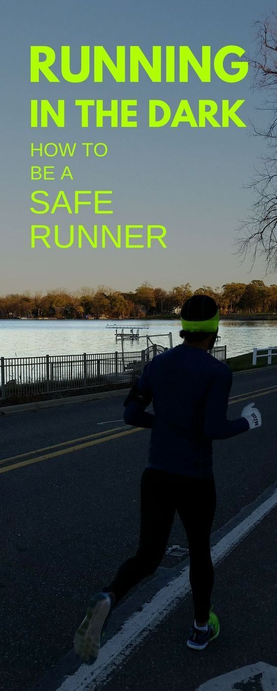 If you're night running in the dark, essentials and products to make sure to wear safety running gear! Here's some of the best night running gear for night running or early morning with some running lights and reflective clothing for runners. Especially if you're running in cold weather winter when it gets dark early. These are some running tips for beginners. Makes good gifts for runners.. #running #runningtips