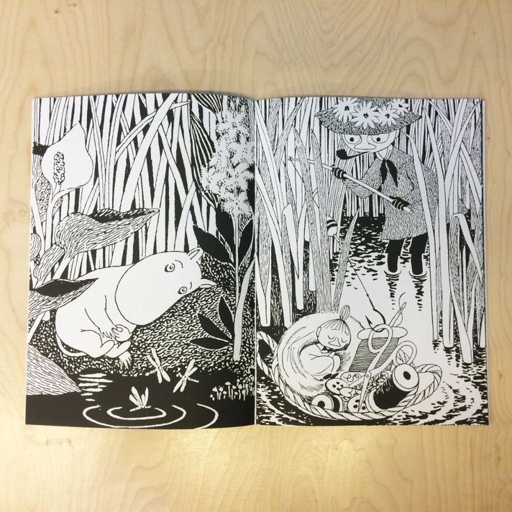 Moomin: Creative Colouring book - The Official Moomin Shop